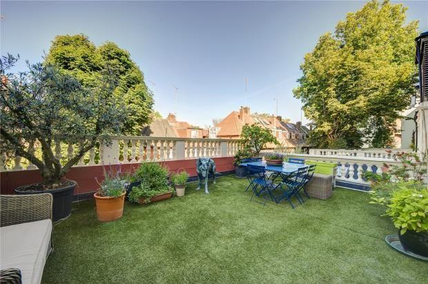 Terrace of Leinster Gardens, London W2