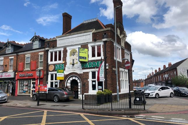 Thumbnail Restaurant/cafe for sale in 512 Stratford Road, Sparkhill