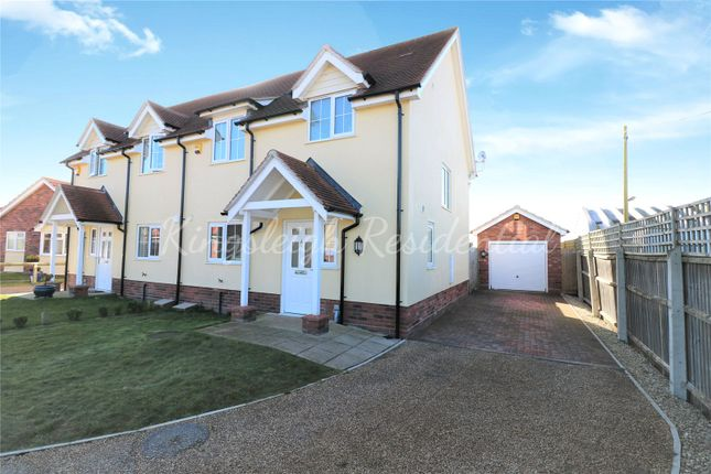 Thumbnail Semi-detached house for sale in Catkin Mews, Colchester, Essex
