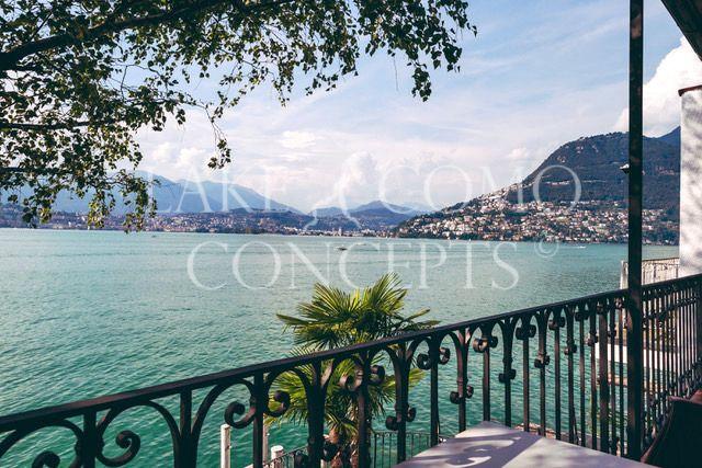Lakefront Villa, Campione D'italia, Como, Lombardy, Italy
