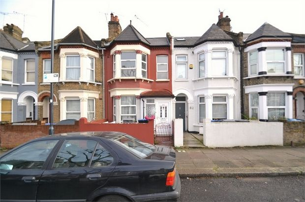 Churchill Road, London NW2
