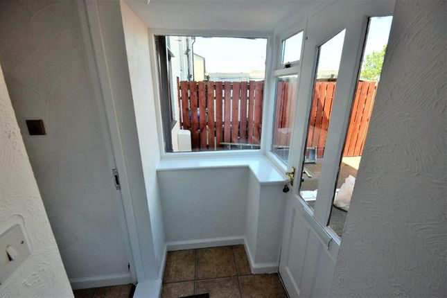 Entrance Porch of Scarfell Close, Peterlee SR8