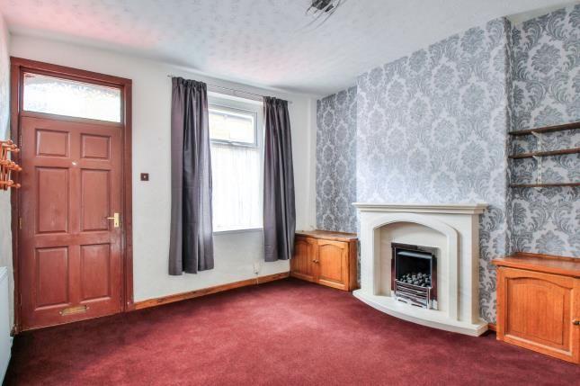 Lounge of Saxon Street, Burnley, Lancashire BB10