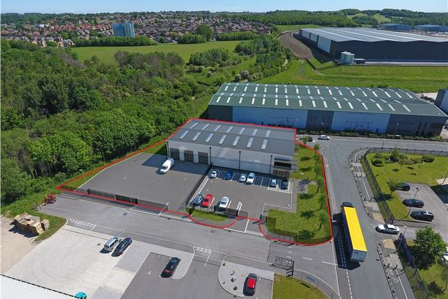 Light industrial to let in Plot 2, Thornes Farm Way, Leeds, West Yorkshire