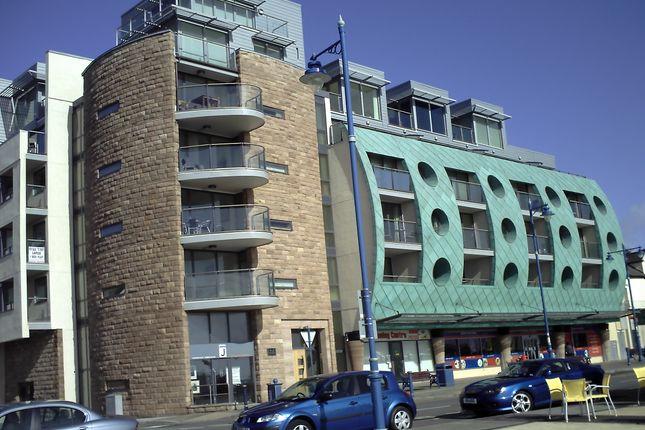 Thumbnail Maisonette to rent in Esplanade House, Porthcawl, Bridgend