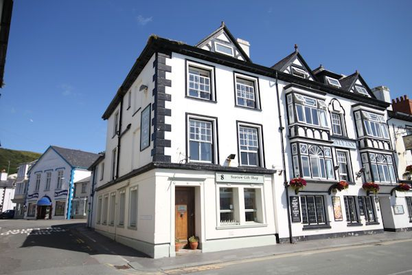 Thumbnail Retail premises for sale in 8 Seaview Terrace, Aberdovey