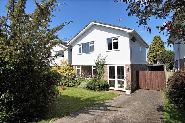 Thumbnail Detached house for sale in Ridgehill, Henleaze
