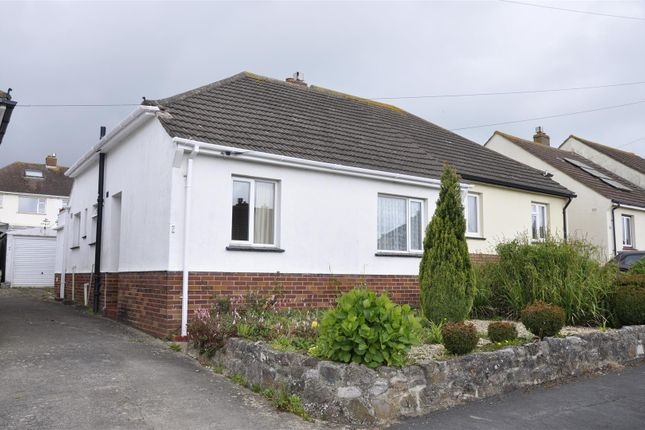 Thumbnail Semi-detached bungalow to rent in Central Avenue, Exeter