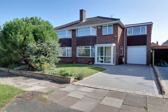 Thumbnail Semi-detached house for sale in Coberley Road, Benhall, Cheltenham