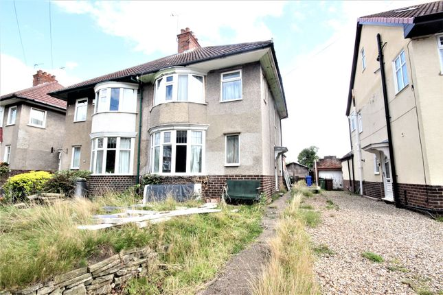 Thumbnail Detached house for sale in Barrow Lane, Hessle