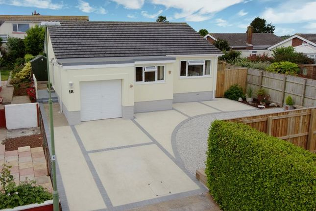 Thumbnail Detached bungalow for sale in Duchy Park, Preston, Paignton