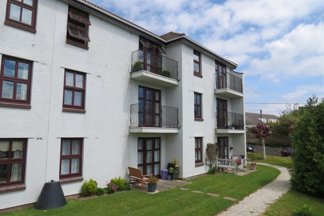 Thumbnail Flat for sale in Chisholme Court, St Austell, St. Austell
