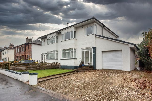 4 bed semi-detached house for sale in 22 Gledstane Road, Bishopton PA7