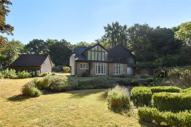 Thumbnail Detached house to rent in Lincombe Lane, Boars Hill, Oxford