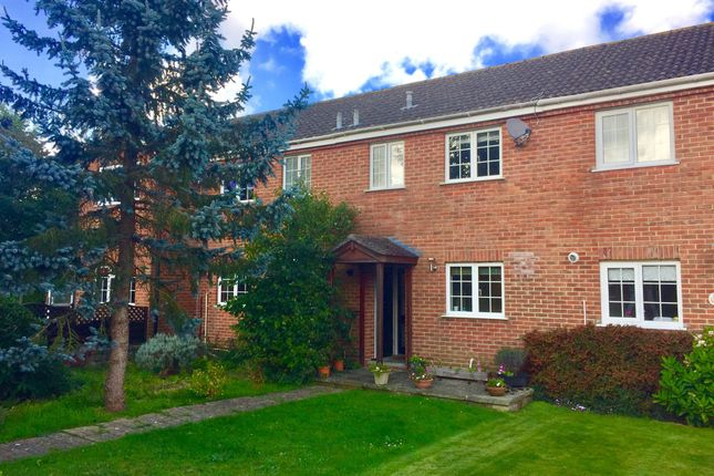 Thumbnail Terraced house for sale in Pennington Close, Colden Common, Winchester
