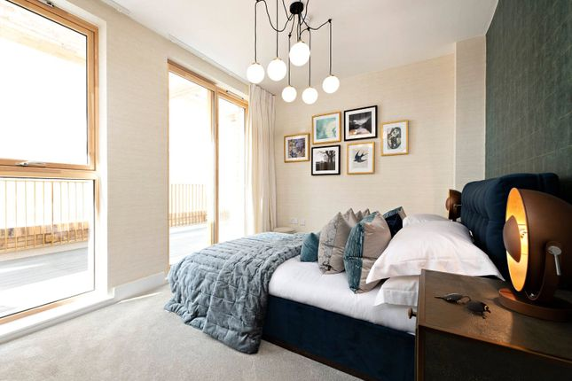 Thumbnail Flat for sale in Starling Court, Southmere, Thamesmead
