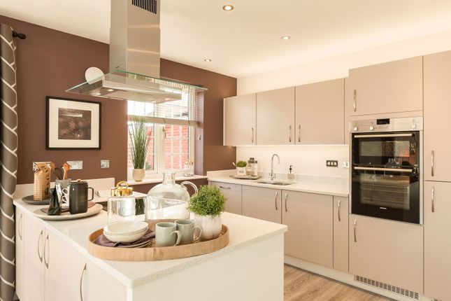 """Thumbnail Detached house for sale in """"The Rainham"""" at Roman Road, Bobblestock, Hereford"""