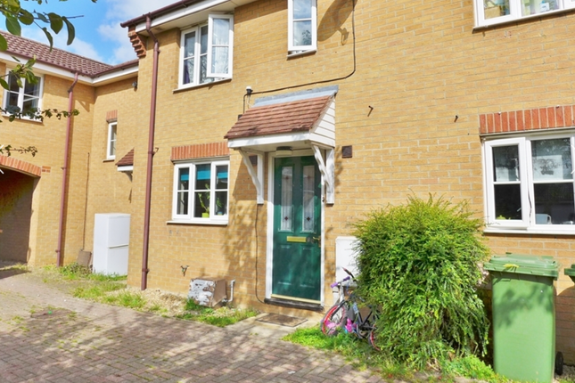 Thumbnail Terraced house to rent in Burdett Grove, Whittlesey