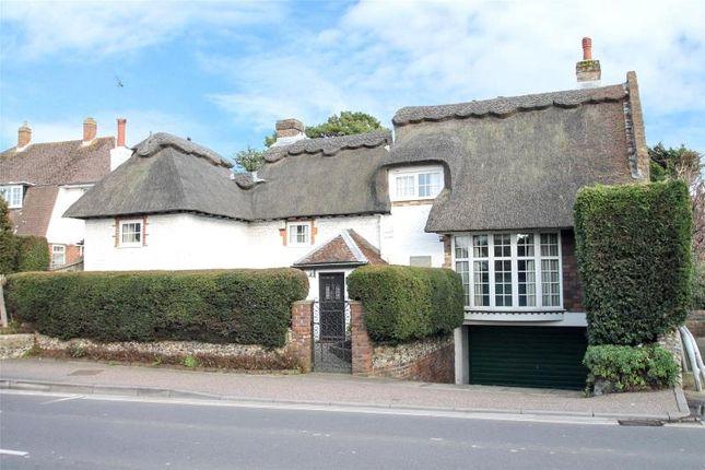Thumbnail Detached house for sale in Thorncroft Cottage, Horsham Road, Littlehampton
