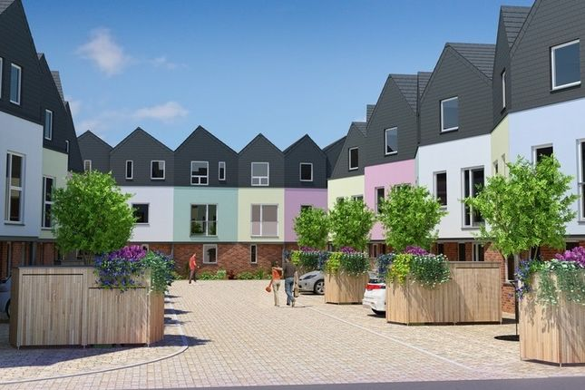 Thumbnail Flat for sale in Beckham Place, Edward Street, Norwich, Norfolk