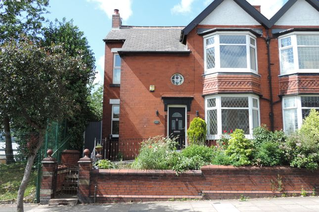 Thumbnail Semi-detached house for sale in High Barn Street, Royton, Oldham