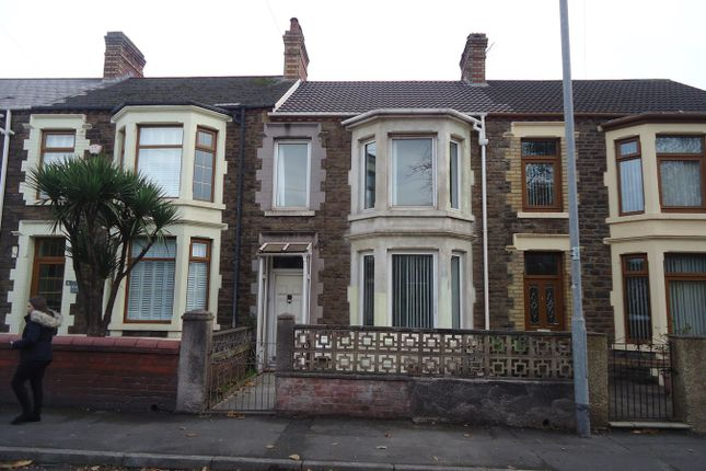 Thumbnail Terraced house to rent in Talcennau Road, Port Talbot
