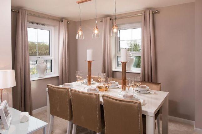 "Dining Room of ""Alderney"" at Shackleton Close, Whitby YO21"