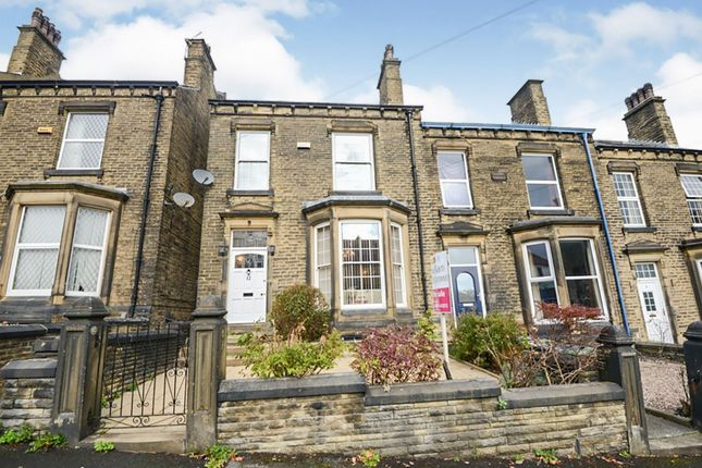 Thumbnail End terrace house for sale in Richmond Avenue, Fartown, Huddersfield