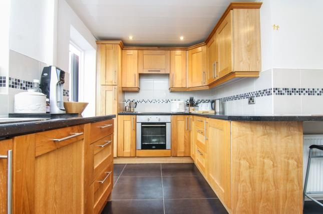 Kitchen of Poulsom Drive, Bootle, Liverpool, Merseyside L30