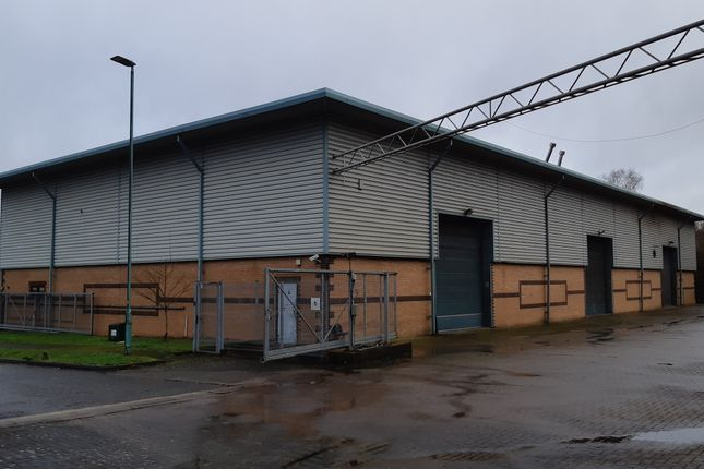 Thumbnail Industrial to let in Units 2 & 3 Crabtree Road, Forest Vale, Cinderford