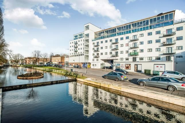 Thumbnail Flat for sale in Swan Court, Waterhouse Street, Hemel Hempstead, Hertfordshire