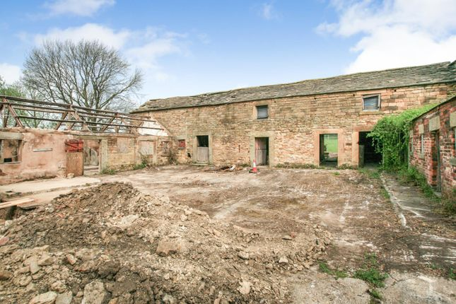 Thumbnail Detached house for sale in The Long Barn, Shirecliffe Farm, Barlow Lees Lane, Dronfield