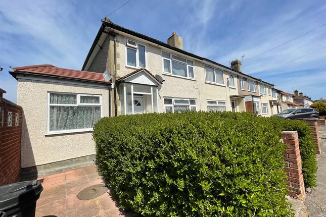 Thumbnail Semi-detached house for sale in St. Andrews Avenue, Hornchurch