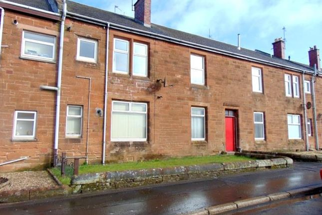 Thumbnail Flat to rent in Dundonald Road, Troon