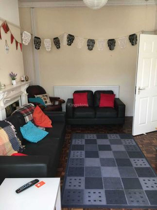 Thumbnail Terraced house to rent in Colum Rd, Cardiff
