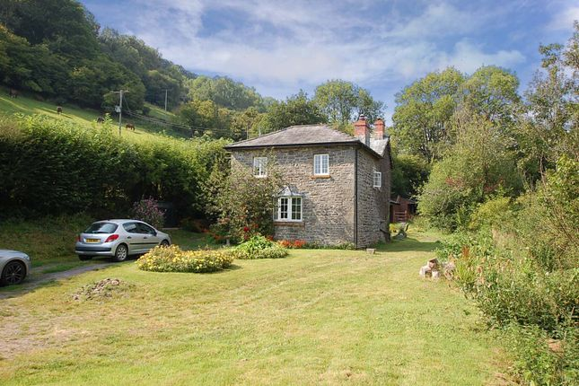 Thumbnail Detached house for sale in Builth Wells