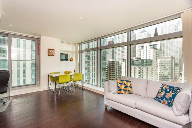 2 bed flat for sale in Pan Peninsula Square, East Tower, Canary Wharf