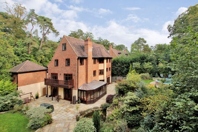 Thumbnail Detached house to rent in Culverden Down, Tunbridge Wells