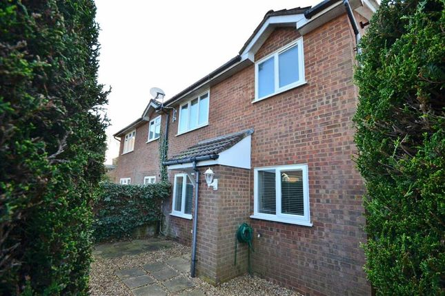 Thumbnail Terraced house for sale in Southern Way, Farnham