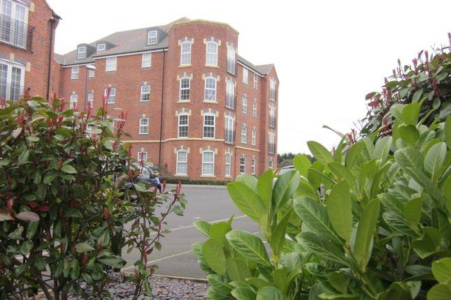 2 bed flat for sale in Magnus Court, Derby DE21