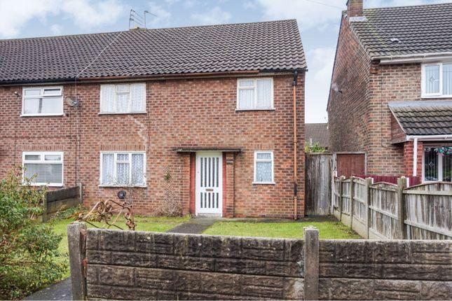 The Property of Darwick Drive, Huyton, Liverpool L36