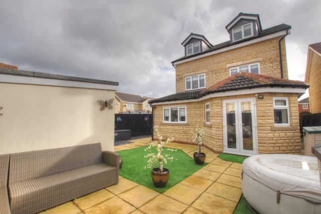 Thumbnail Detached house for sale in Chase Meadows, Chase Farm Estate, Blyth