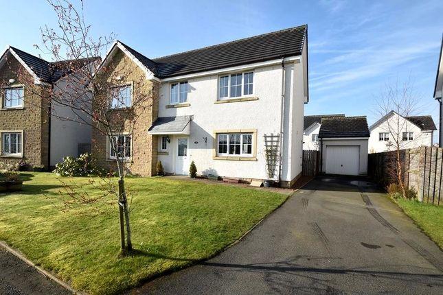 Thumbnail Detached house for sale in Meadowpark Avenue, Bathgate