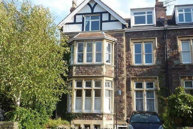 Thumbnail Flat to rent in Redland Road, Redland, Bristol