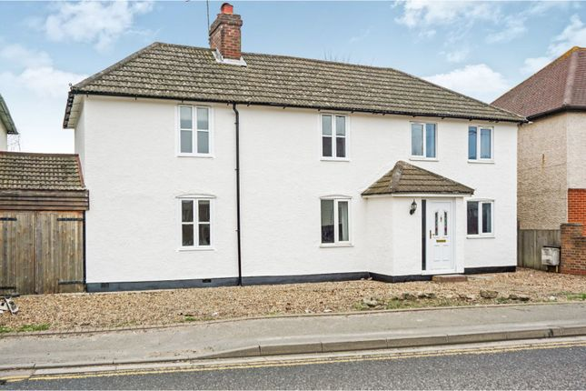 Thumbnail Detached house for sale in New Hythe Lane, Aylesford