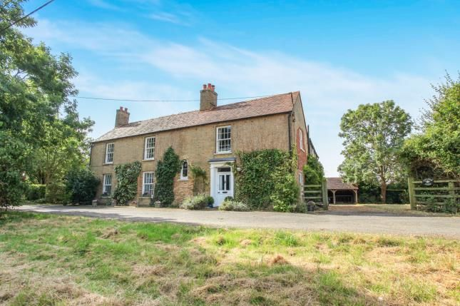 Thumbnail Detached house for sale in Wentworth, Ely, Cambridgeshire