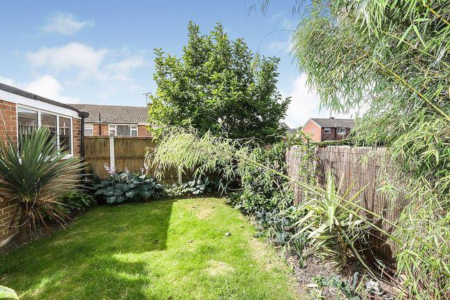 Rear Garden of Broomfield Avenue, Hasland, Chesterfield, Derbyshire S41