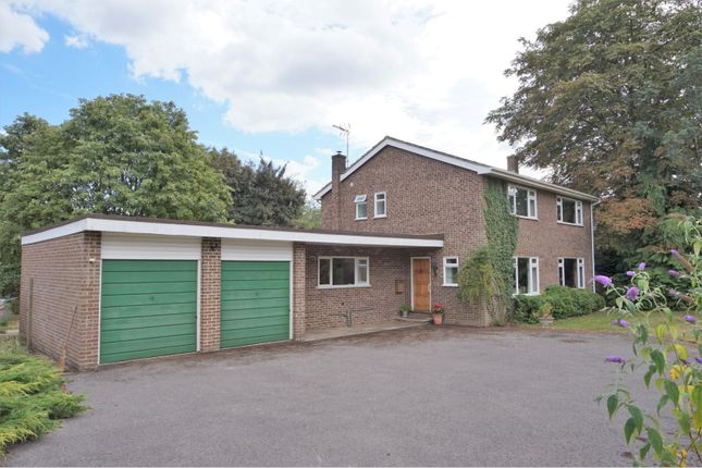 Thumbnail Detached house for sale in Rimes Close, Kingston Bagpuise, Abingdon