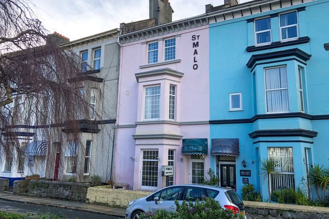 Thumbnail Terraced house for sale in Garden Crescent, West Hoe, Plymouth