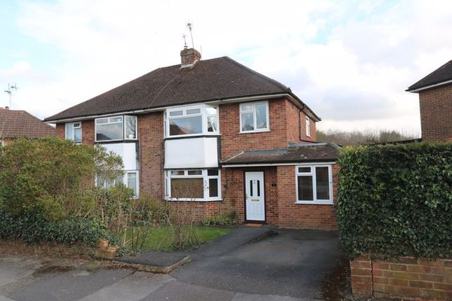 Thumbnail Semi-detached house for sale in Tyzack Road, High Wycombe